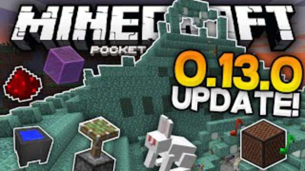 Скачать Minecraft PE 0.13.0 Бесплатно