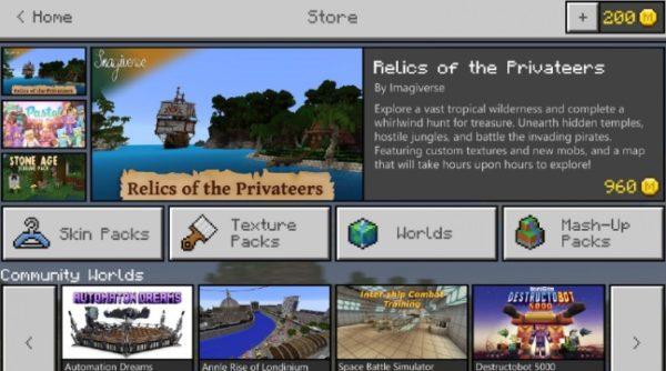Скачать Minecraft 1.1.5 Бесплатно на Андроид