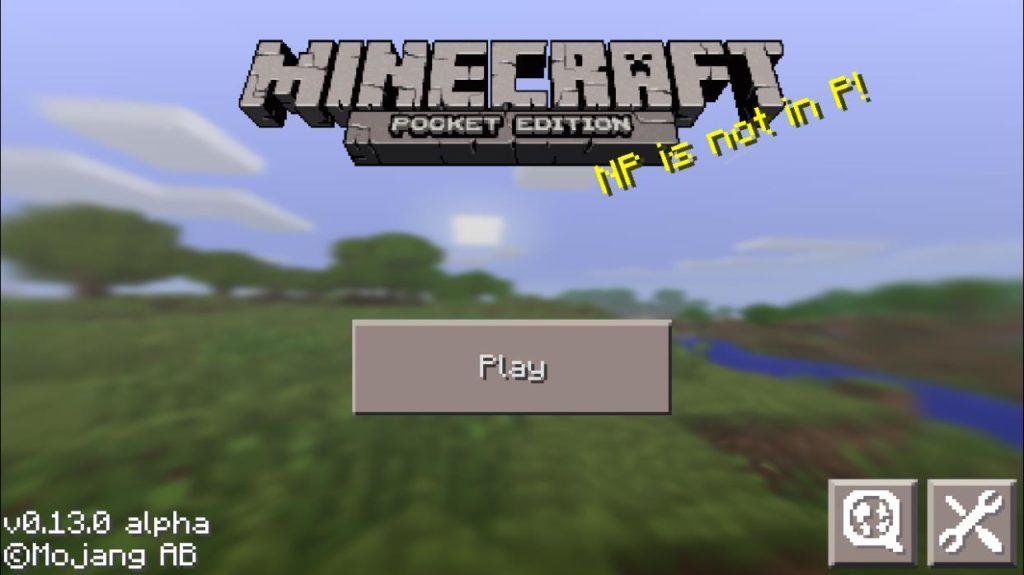Скачать Minecraft PE 0.13.0 Бесплатно на Андроид