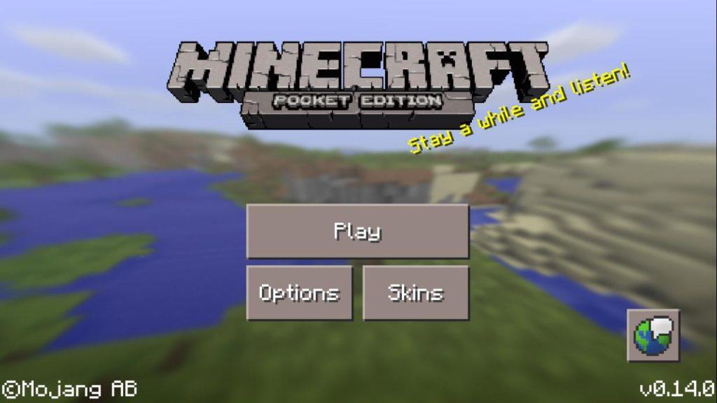 Скачать Minecraft PE 0.14.0 на Андроид Бесплатно