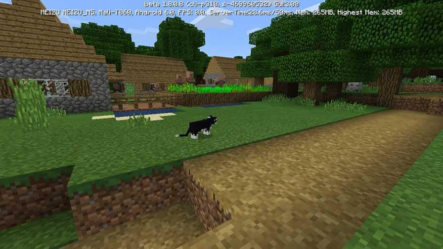 Скачать Minecraft 1.8.0 и 1.8.1 на Андроид Бесплатно