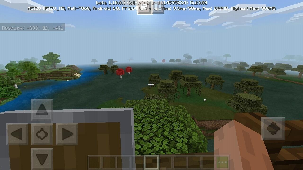 Скачать Майнкрафт 1.10.0.3 на андроид Бесплатно