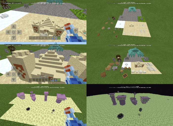 mod на Мини данжи в minecraft 1.10