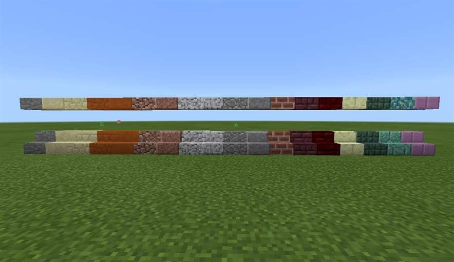 Новые Блоки в Minecraft 1.9.0