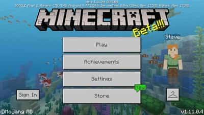 Скачать Minecraft PE 1.11.0.4 Бесплатно