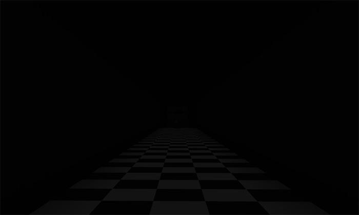 Темный коридор из фнаф в майнкрафте