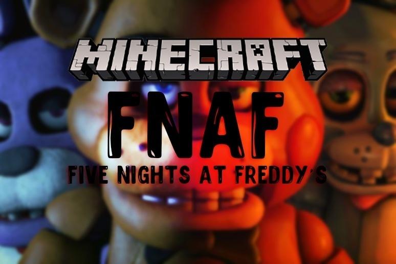 Скачать карту ФНАФ для Майнкрафт на Андроид