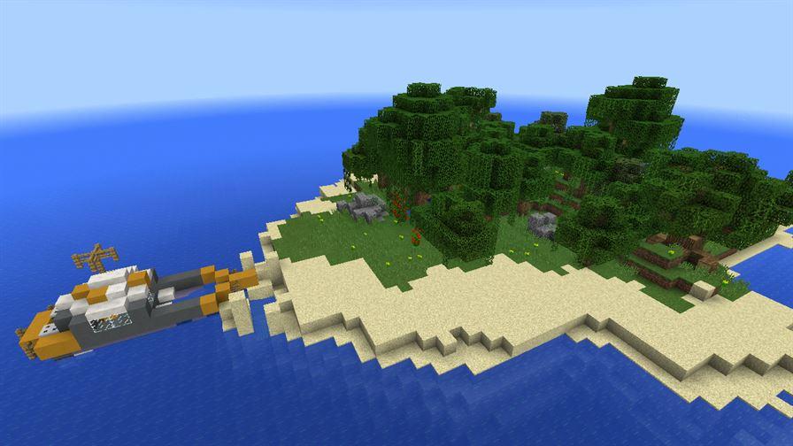 Выживание для Minecraft PE