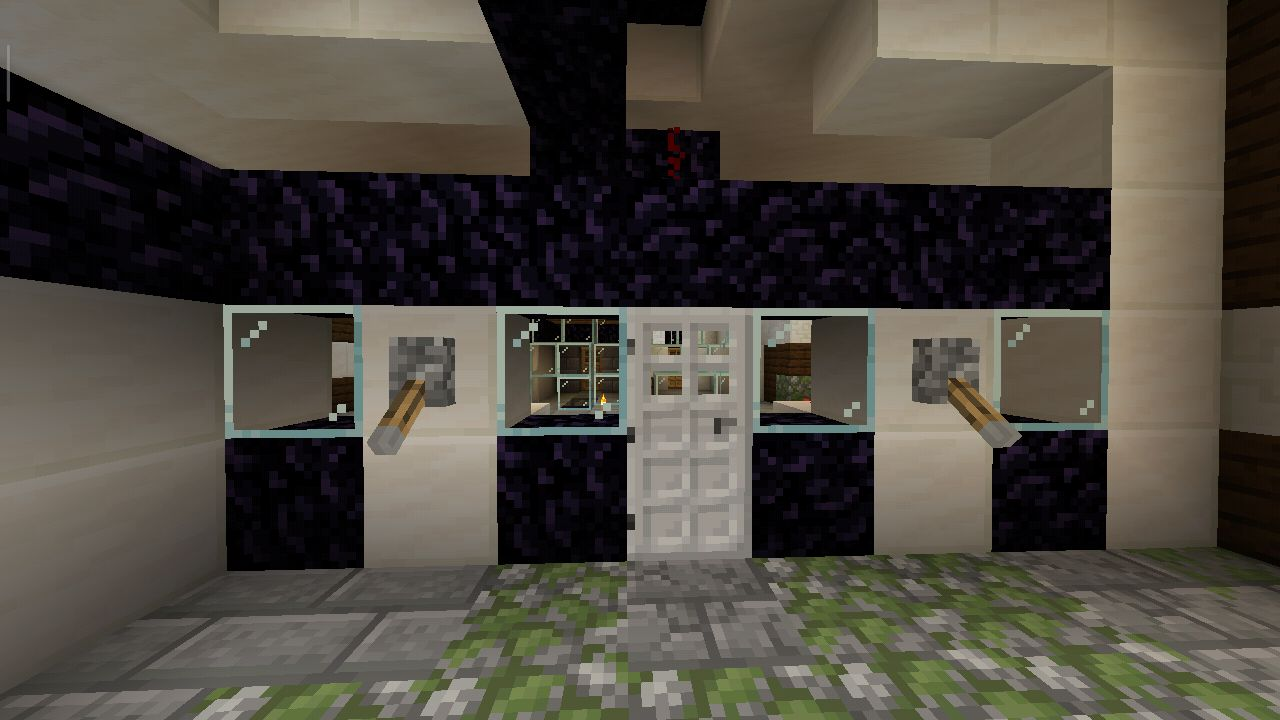 Секретная лаборатория в Майнкрафт Покет Эдишн
