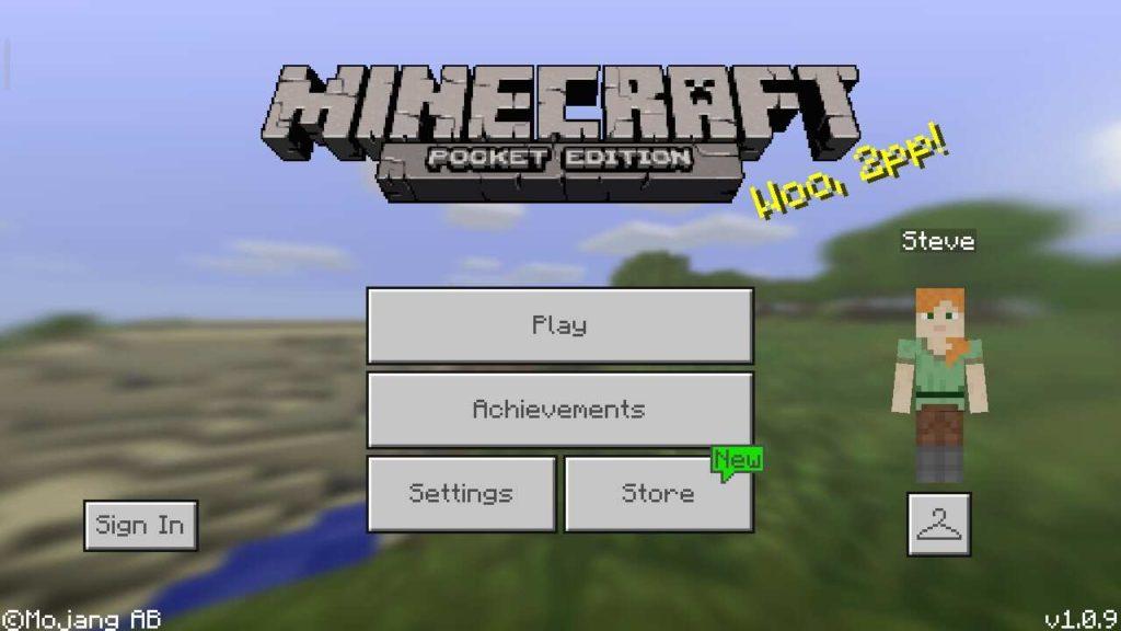Скачать Майнкрафт 1.0.9 Бесплатно