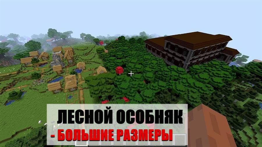 Лесной особняк