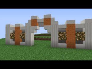 Забор из кварца