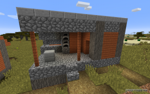 Дом кузница