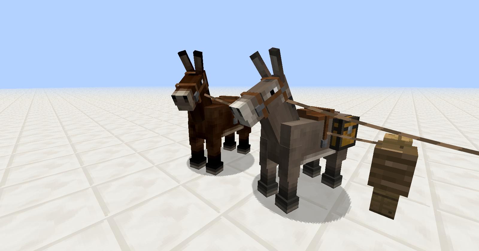 Как сделать седло для осла и мула
