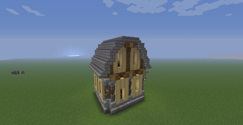 Как возвести крышу дома