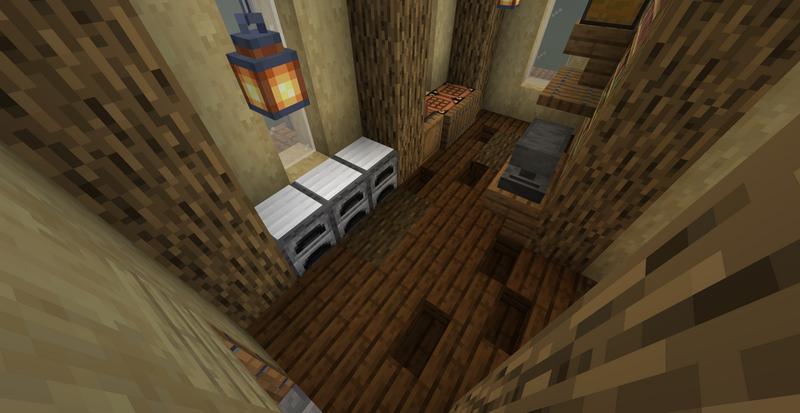 Чем обустроить домик Minecraft