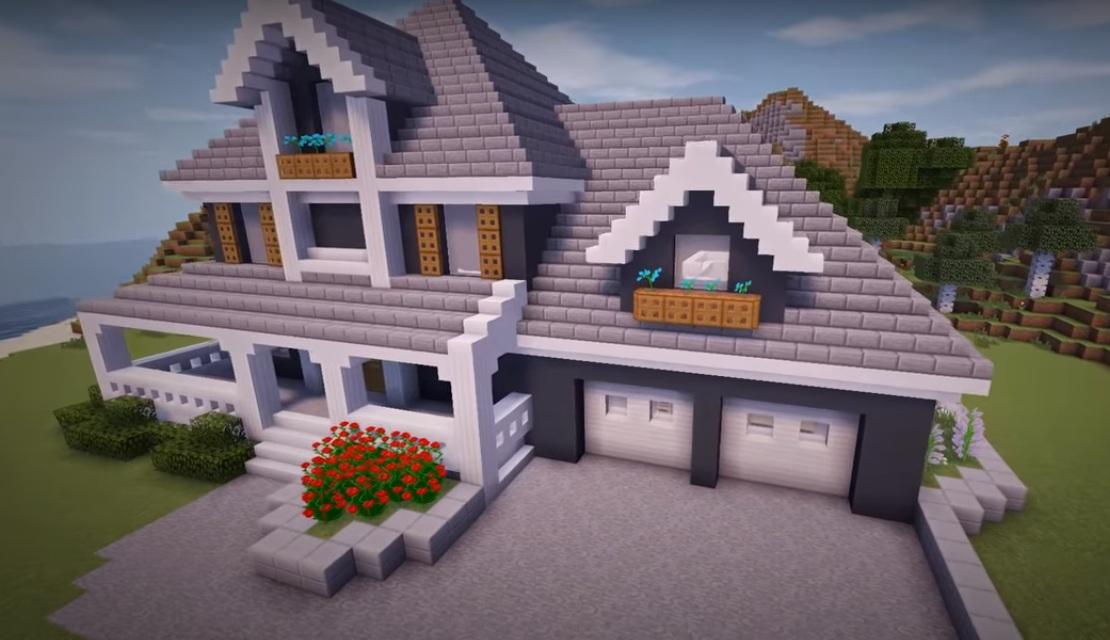Как построить трехэтажный дом по схеме