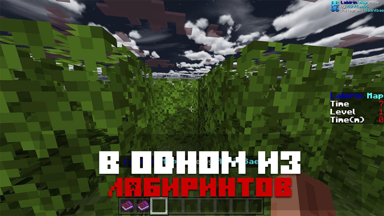 Карта Андский кондор на Minecraft PE